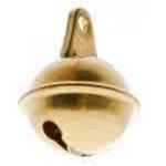 Campanello sonaglio in ottone mm 17