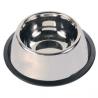 Ciotola cocker acciaio INOX bordo antiscivolo 900ml base d.24,5 h7