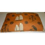 Cuscino sfoderabile per cani e gatti cm 54x36 h12