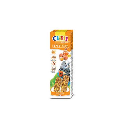 Energy stick di gustosi semi con uova e miele per cocorite ed esotici 2.pz 60g