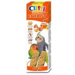 Energy stick di gustosi semi con uova e miele per parrocchetti 2.pz 150g