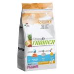 Fitness3 Medium/maxi Puppy Salmone e Riso 3 Kg
