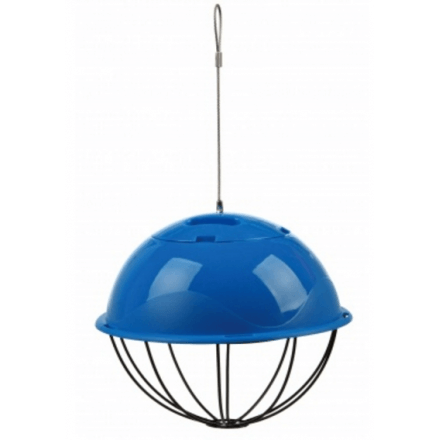 Food Ball - Palla portafieno gioco da appendere per conigli d.16 cm