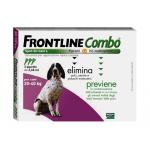 Frontline Combo antiparassitario spoton cani grandi da 20 a 40kg