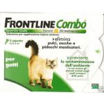 Frontline Combo gatto antiparassitario Spot-on