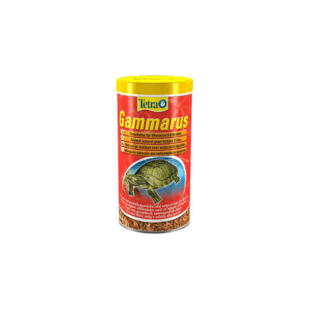 Gammarus - gamberetti tartarughe acquatiche 100g/1l