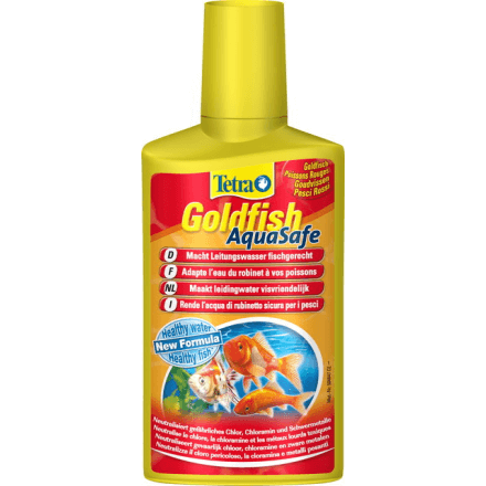 Goldfish Aquasafe per pesci rossi 100ml