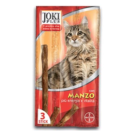 Joki plus gatto Manzo 3x5g