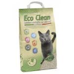 Lettiera vegetale per gatti EcoClean 10l