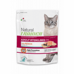 Natural Gatto Adult Sterilised Salmone 1,5 kg PROMO