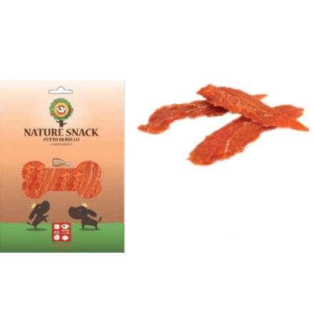 Nature snack petto di pollo 80g - Fussodg
