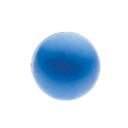 Palla in gomma piena superdura d. 8,5cm
