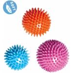 Palla massaggiante in morbida gomma d. 85 mm