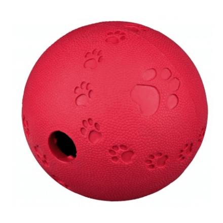 Palla Portasnack attivazione mentale cane d.9cm