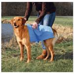 Panno in tessuto PVA iperassorbente per asciugare cani e gatti cm66x43