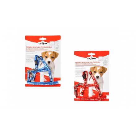 Parure pettorina e guinzaglio da addestramento per cuccioli