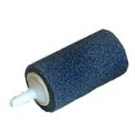 Pietra porosa cilindrica grana grossa d.15 l 25 mm