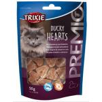PREMIO Ducky hearts per gatto 50g
