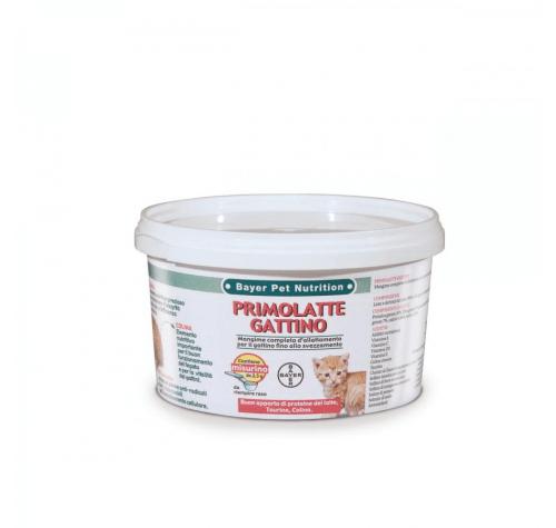 Bayer Primo Latte Polvere Gattino 200g