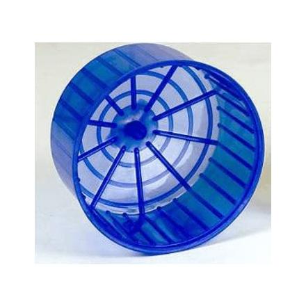 Ruota in plastica per criceti d.14,5