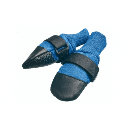 Scarpe protettive per cani tg.4 7,5 cm 4pz