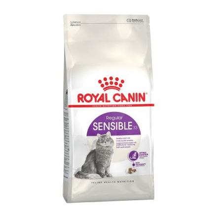 Sensible 2kg secco gatto