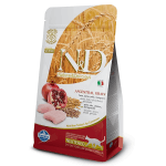 N&D Neutered gatto pollo e melograno low grain 1,5 kg