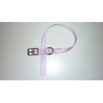 Collare in Nylon special di qualità LILLA mm 20X450