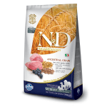 N&D Agnello e mirtillo Low Grain - Adult Medium 2,5kg