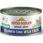 HFC Wild Taste Natural - Tonno Yellowfin 70g