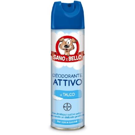 Deodorante Attivo al talco 250 ml