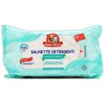 Salviette detergenti al muschio bianco 50pz