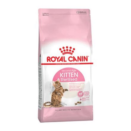 Kitten Sterilised - crocchette per gattini 2kg PROMO