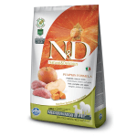 N&D Cinghiale, Zucca e Mela Grain Free- Adult Medium & Maxi 2,5 kg
