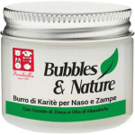Bubble & Nature - Burro Karitè per naso e zampe cane - 50ml