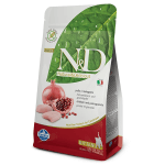 N&D Kitten grain free - Pollo e melograno 1,5 kg