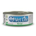 VetLife Renal Feline umido 85g