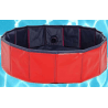 Piscina per cani MEDIUM d.120 h 30