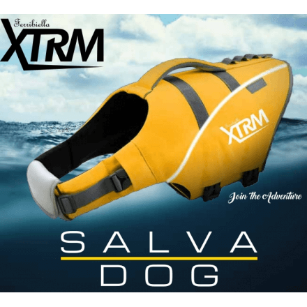 Salvagente, galleggiante per cani L 50-78cm