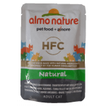 Classic nature cat filetto di tonno e acciughine 55g