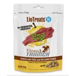 LioTreats Snack monoprteico al cavallo e pere 40g