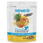 LioTreats Snack monoprteico per cani con trota, mais e ananas 40g