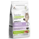 Solution gatto Adult Sensitive no grain secco 1,5 kg PROMO