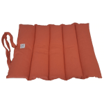 Cuscino avvolgibile per cani ARANCIONE cm 60x40