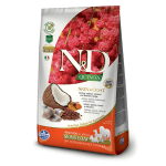 N&D Aringhe, quinoa e cocco - All breed skin & coat 2,5kg