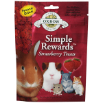 Simple Rewards, Snack roditori alla fragola 15g