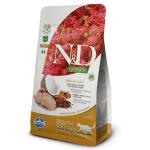 N&D Skin & Coat gatto quaglia quinoa e cocco 1,5 kg