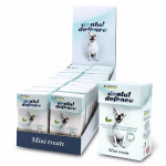 Dental defence, mini ossicini da masticare 2cm, ca. 20 pz 35g