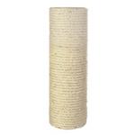 Tronchetto colonna in sisal di ricambio d.9 h 50 cm