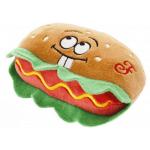 Fuxtreme Fluffy Burger - Gioco robusto per cani cm 14x11x5